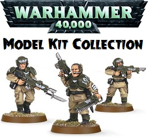 Games Workshop 40K Models