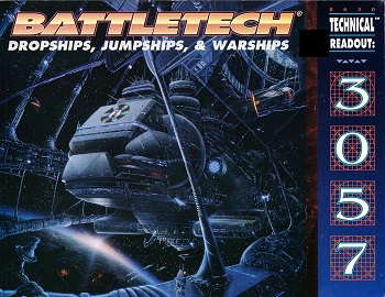 Battletech - Dropships Jumpships and Warships 3057