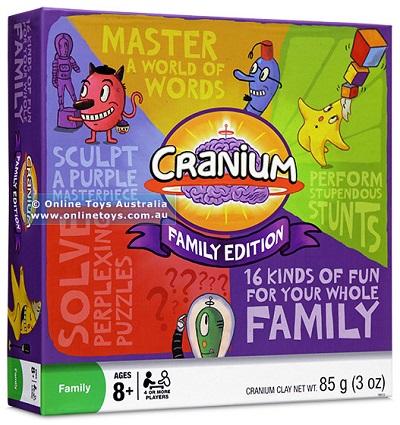 Cranium Hasbro