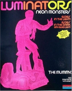 MONO 1622 - The Mummy