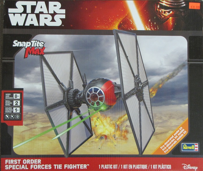 Revell 85-1824 - First Order Tie Fighter