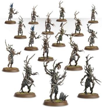 Sylvaneth Dryads - Forces of Order - Monster Hobbies High
