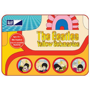 MPC 759 - The Beatles Yellow Submarine Tin Box
