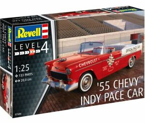 Revell 1955 Chevrolet Indy Pace Car